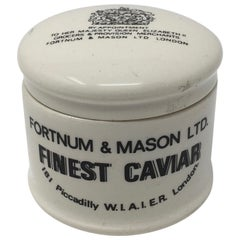 Fortnum and Mason Ltd Finest Caviar Pot, Crown Devon S. Fielding & Co