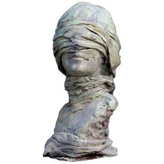 Fortunata Bronze Sculpture