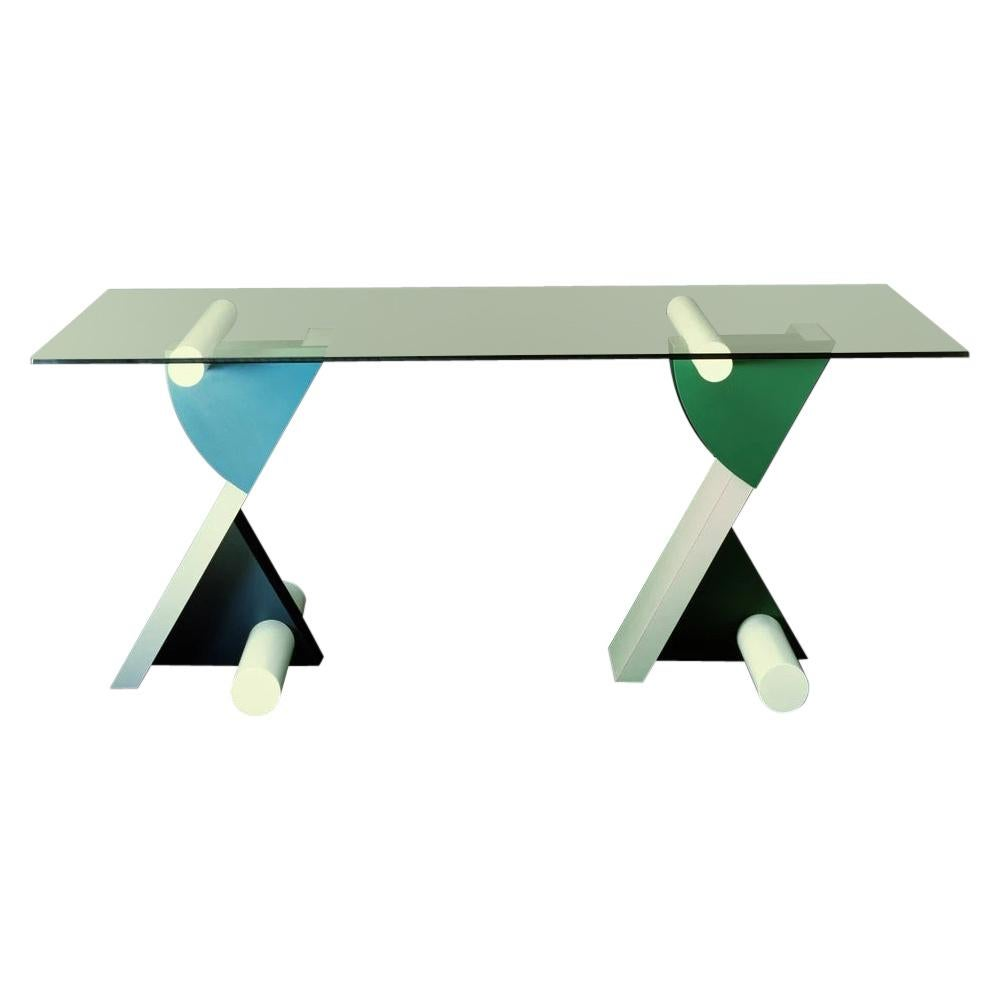 Fortune Side Table, by Michele De Lucchi from Memphis Milano