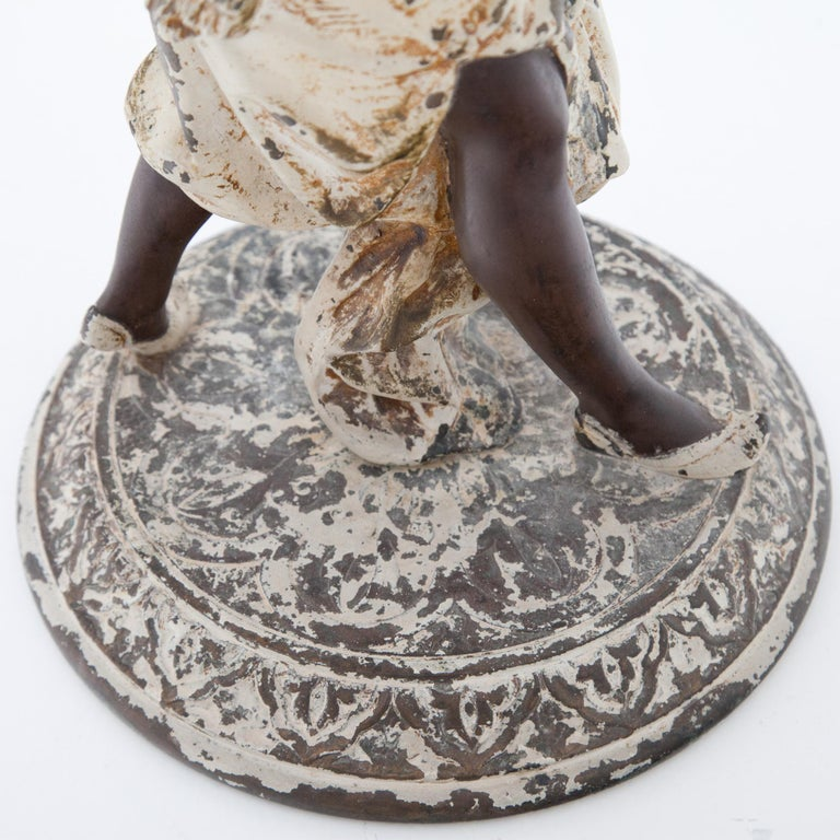 Fortune Teller with Moors, German, circa 1880 For Sale 13