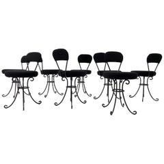 Forty-Five Rare Marcel Wanders Chairs for Blits Hotel Rotterdam