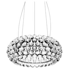 Foscarini Medium LED Caboche Pendant by Patricia Urquiola & Eliana Gerotto