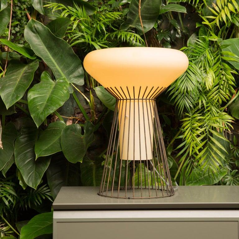 Modern Foscarini Metafisica Table Lamp in Ivory by Diesel For Sale