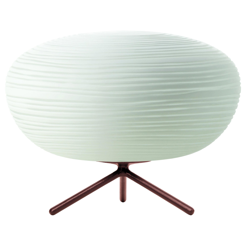 Foscarini Rituals 2 Table Lamp White by Ludovica & Roberto Palomba