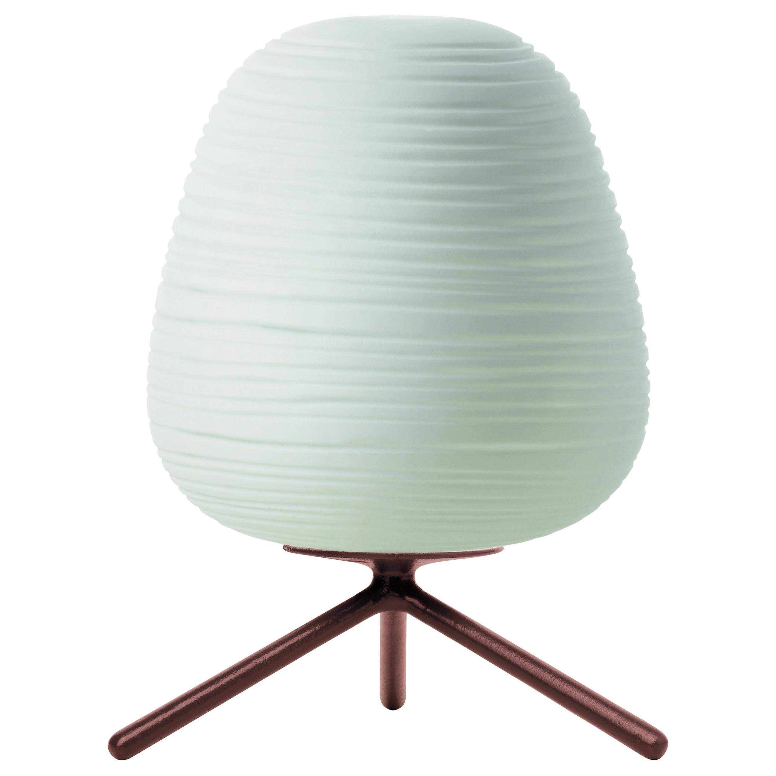 Foscarini Rituals 3 Table Lamp White by Ludovica & Roberto Palomba