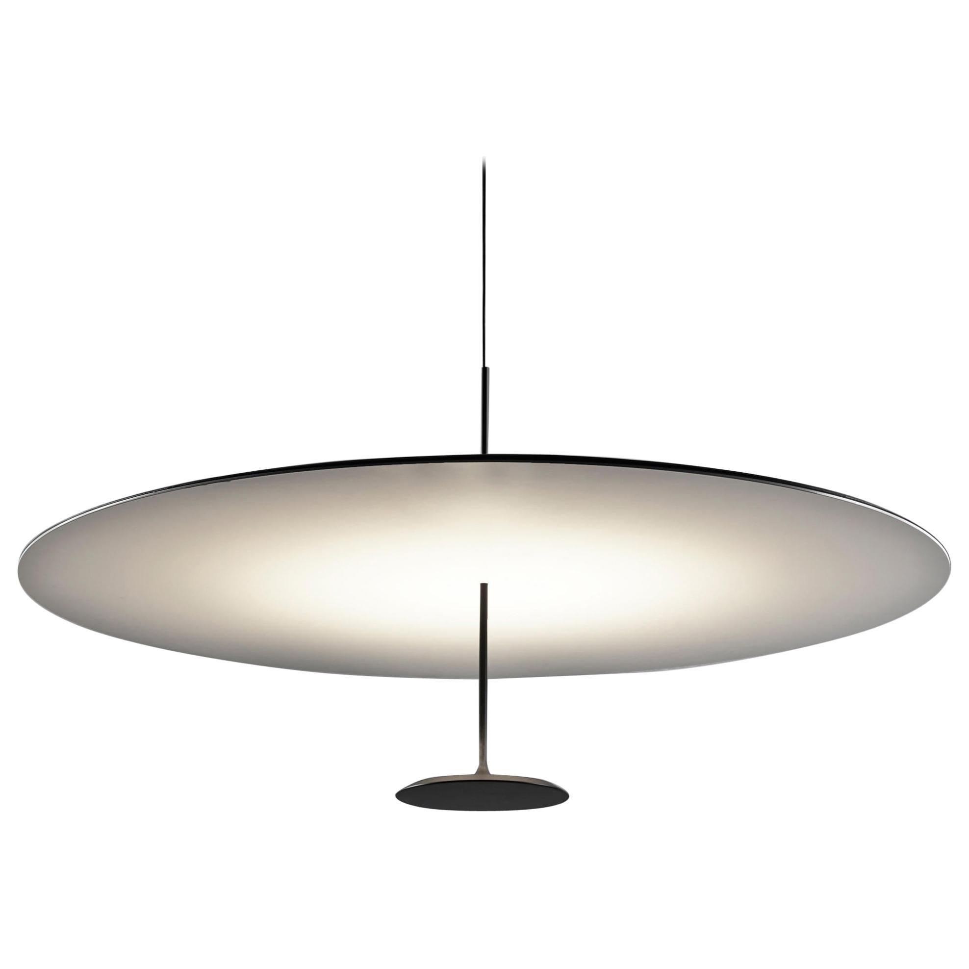 Foster + Partners Anodized Black Lumina Dot 800 Pendant Lamp