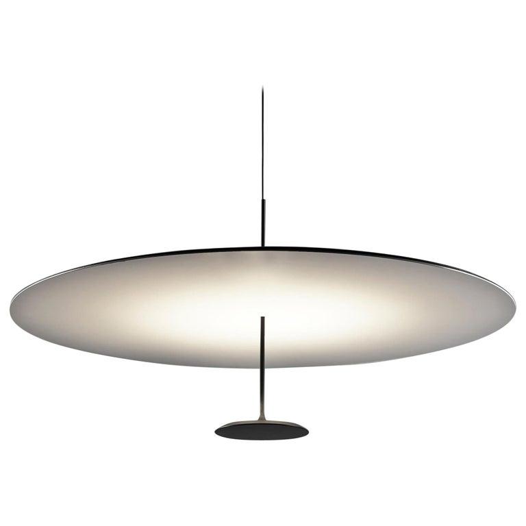 Foster + Partners Anodized Black Lumina Dot 800 Pendant Lamp For Sale