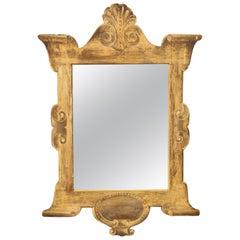 Four 19th Century Trompe L'oeil Mirrors