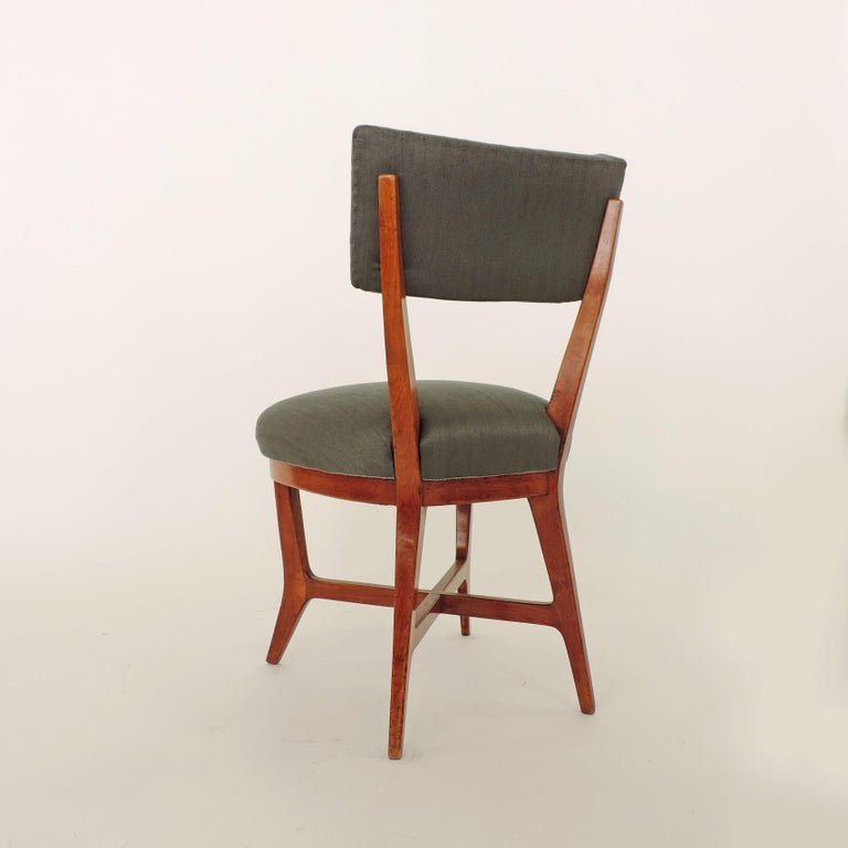 Italian Four Chairs Attributed to Studio BBPR, Italy, 1940s For Sale
