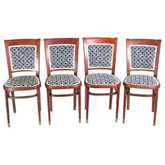 Four Chairs Thonet, circa 1920