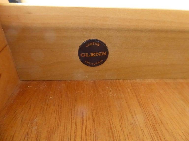 Four-Door Cabinet Designed by John Kapel for Glenn of California For Sale 2