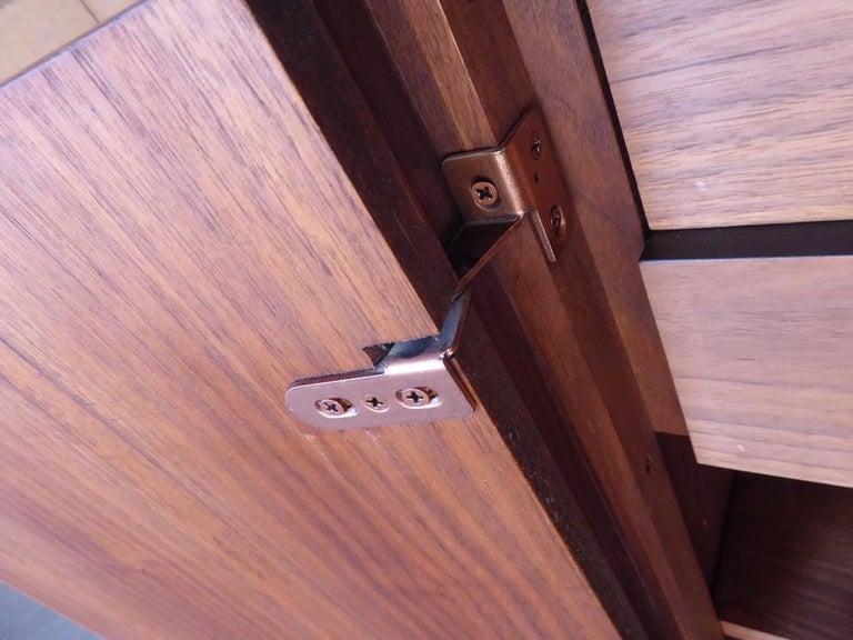 Four-Door Cabinet Designed by John Kapel for Glenn of California For Sale 3