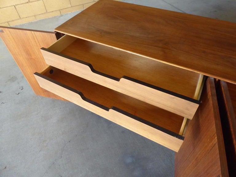 Four-Door Cabinet Designed by John Kapel for Glenn of California For Sale 1