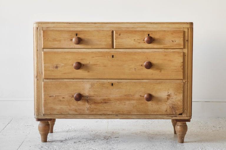 Four Drawer Pine Dresser  For Sale 1