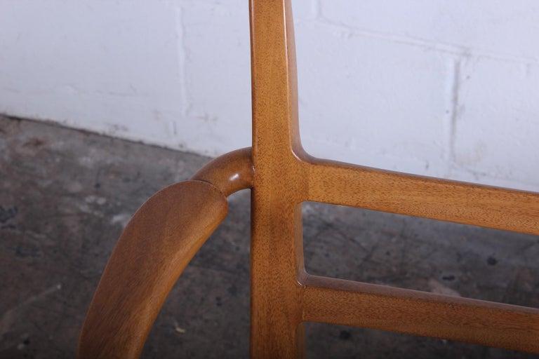 Four Dunbar Armchairs by Edward Wormley For Sale 3