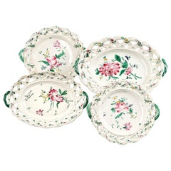 Four Italian Ancient Dishes, Lodi, circa 1770-1780