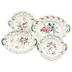 Four Italian Ancient Dishes, Lodi, circa 1770-1780