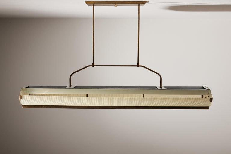 Three Italian Mfg. Custom Ceiling Lights For Sale 5