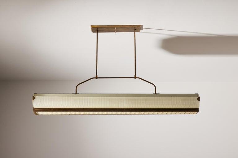 Three Italian Mfg. Custom Ceiling Lights For Sale 7
