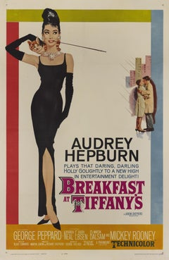 Four Original US film poster
