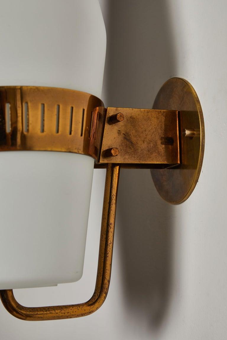 Four Sconces by Stilnovo For Sale 3