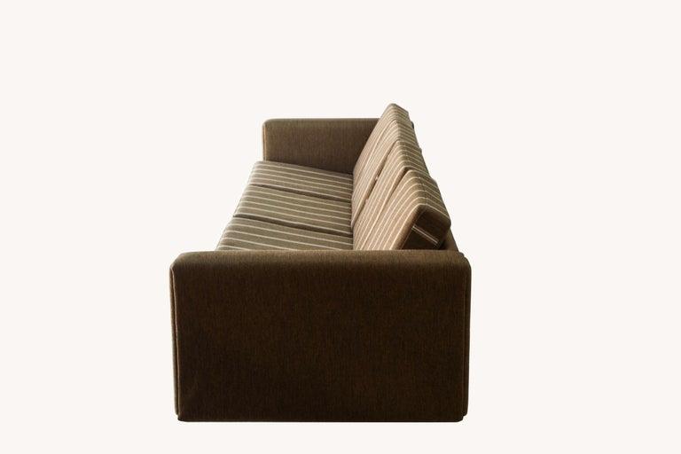 Danish Four-Seat Sofa by Wegner for GETAMA For Sale