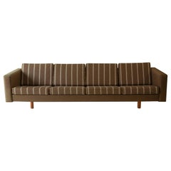Four-Seat Sofa by Wegner for GETAMA