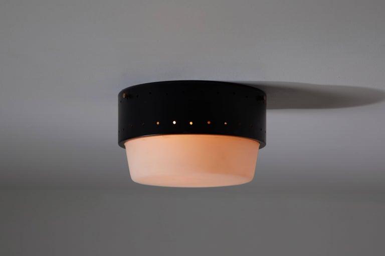 Stilnovo Flush Mount Ceiling Light For Sale 6