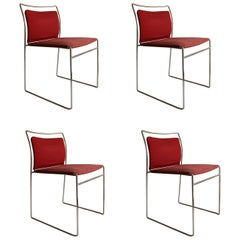 "Four ""Tulu"" Chairs by Kazuhide Takahama for Simon Gavina, 1969"