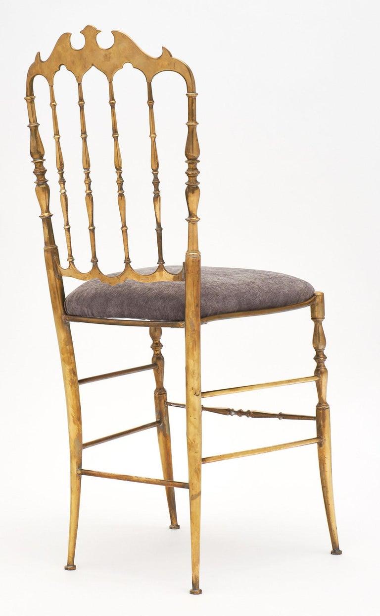 Four Vintage Chiavari Chairs For Sale 1