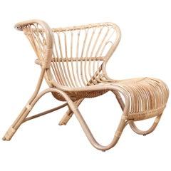 Fox Lounge Chair by Viggo Boesen, New Edition