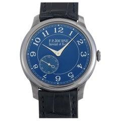 F.P. Journe Chronomètre Bleu Watch