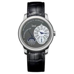 FP Journe Limited Edition Octa Jour/Nuit Platinum Reserve de Marche Wristwatch