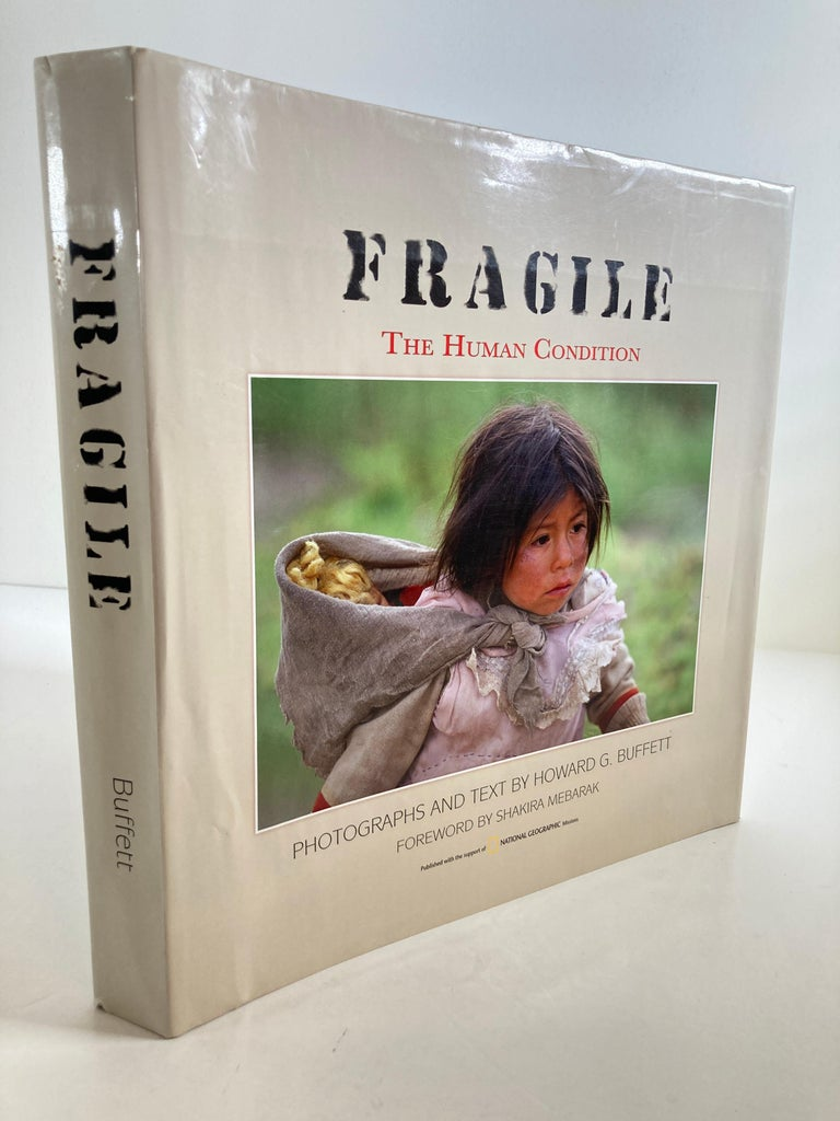 FRAGILE: The Human Condition Hardcover book