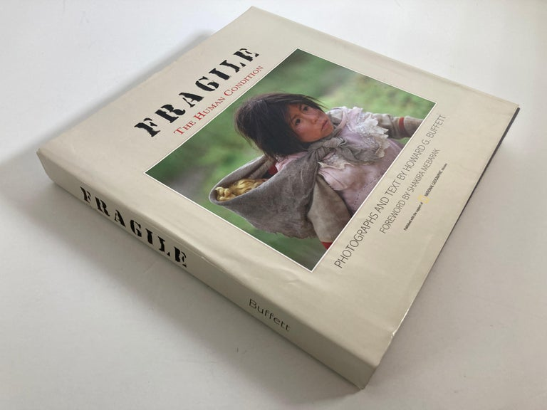 Tribal FRAGILE The Human Condition Hardcover Book For Sale