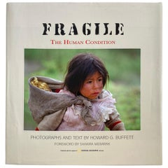 FRAGILE The Human Condition Hardcover Book