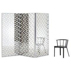 Fragment Modular Screen Panel, by Design Nendo for Glas Italia