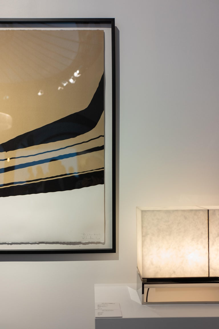 Contemporary Fragment Sable, Screen Print, by Reda Amalou Design, 21st Century For Sale