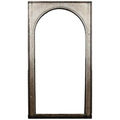 Frame from an Arched Pine Sash Window, 20th Century