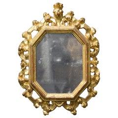 Frame, Gilded Wood, 18th Century