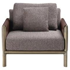 Frame Gray Armchair