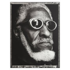 Frame Print of Sonny Rollins Umbria Jazz, Perugia 1998 by MarCo Glaviano