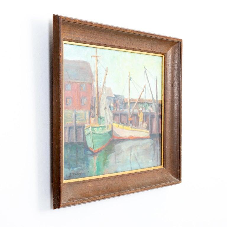 Framed Artwork by Emile Gruppe For Sale 1