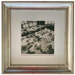 Framed Black and White Photograph Arthur Tress