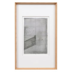 Framed Contemporary Abstract
