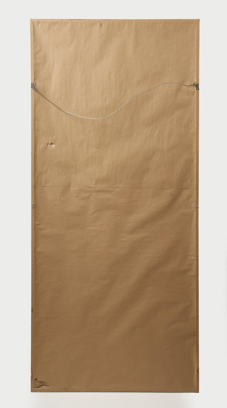 Framed Gracie Wallpaper Panel For Sale 4