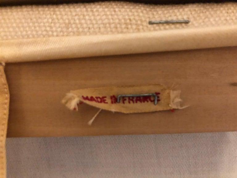 Framed Jean Lurcat Silkscreen Tapestry For Sale 4
