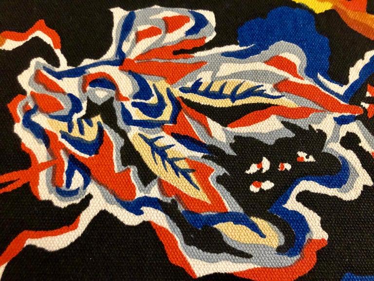Framed Jean Lurcat Silkscreen Tapestry For Sale 1