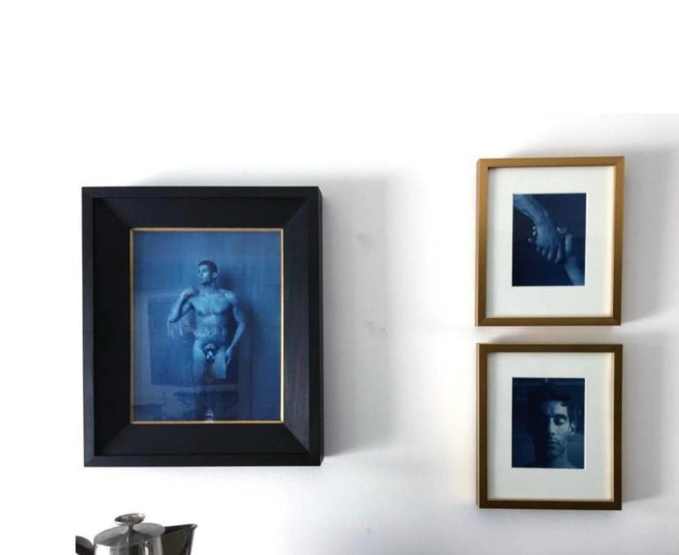 Late 20th Century Framed Photography by John Dugdale For Sale
