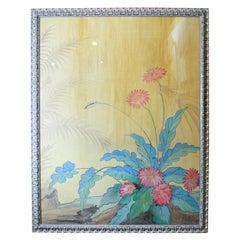 Framed Wallpaper Fragment
